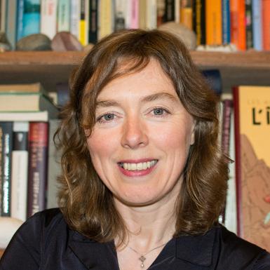 Translator and writer Fiona Rintoul