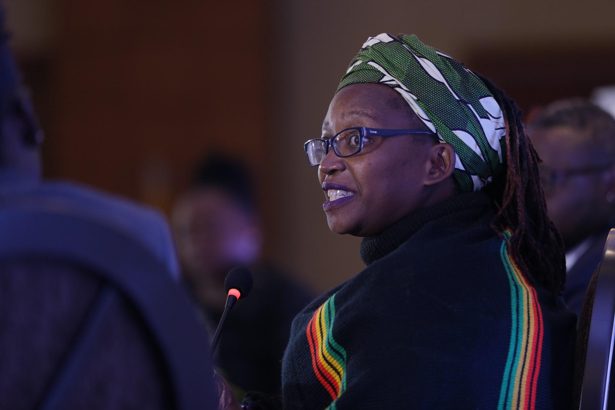 Dr Stella Nyanzi